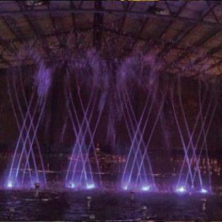 Berbagai Macam Konstruksi Kolam Air Mancur Menari
