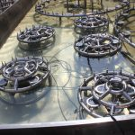 Pabrik Nozzle Air Mancur Menari dari berbagai Negara