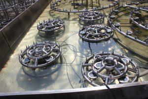 Pabrik Nozzle Air Mancur Menari