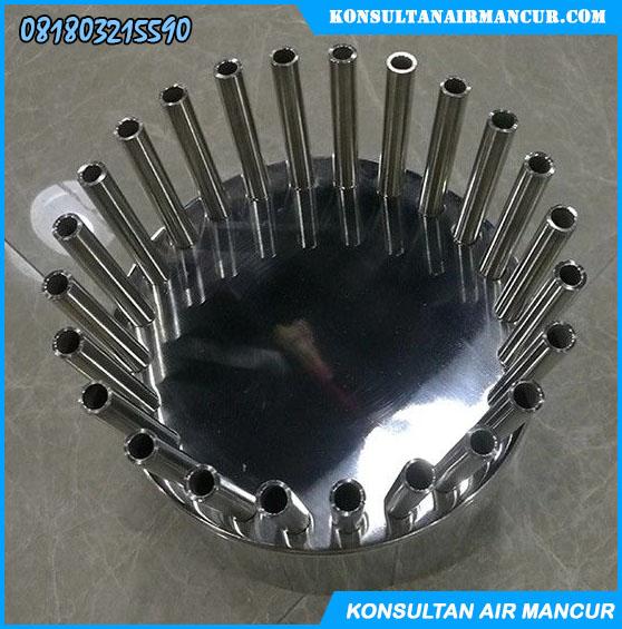 Beli nozzle air mancur jewel crown