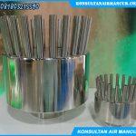 Nozzle Air Mancur Jewel Crown Stainless Steel Berkualitas