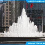 Jual Big Air Mixed Trumpet Nozzle Air Mancur Berkualitas