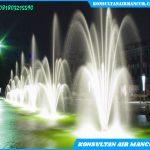 Konsultan Air Mancur Menjual Nozzle Fixed Blossom