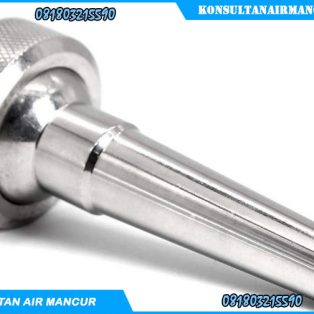 Jual Nozzle Air Mancur Stainless Steel SIngle Shooting