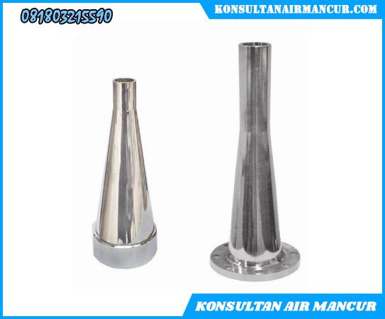 Jual Supper Hign Fountain Jet Nozzle stainless steel murah di surabaya