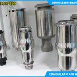 Forthy Foam Nozzle Stainless Steel murah di Surabaya