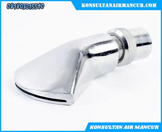 Nozzle fan adjustable nozzle stainless