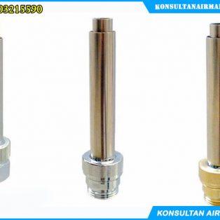 Nozzle small air mixed trumpet jet air mancur
